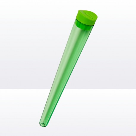 Green Storage Tube
